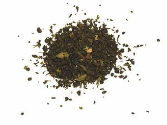 Tè verde aromatizzato