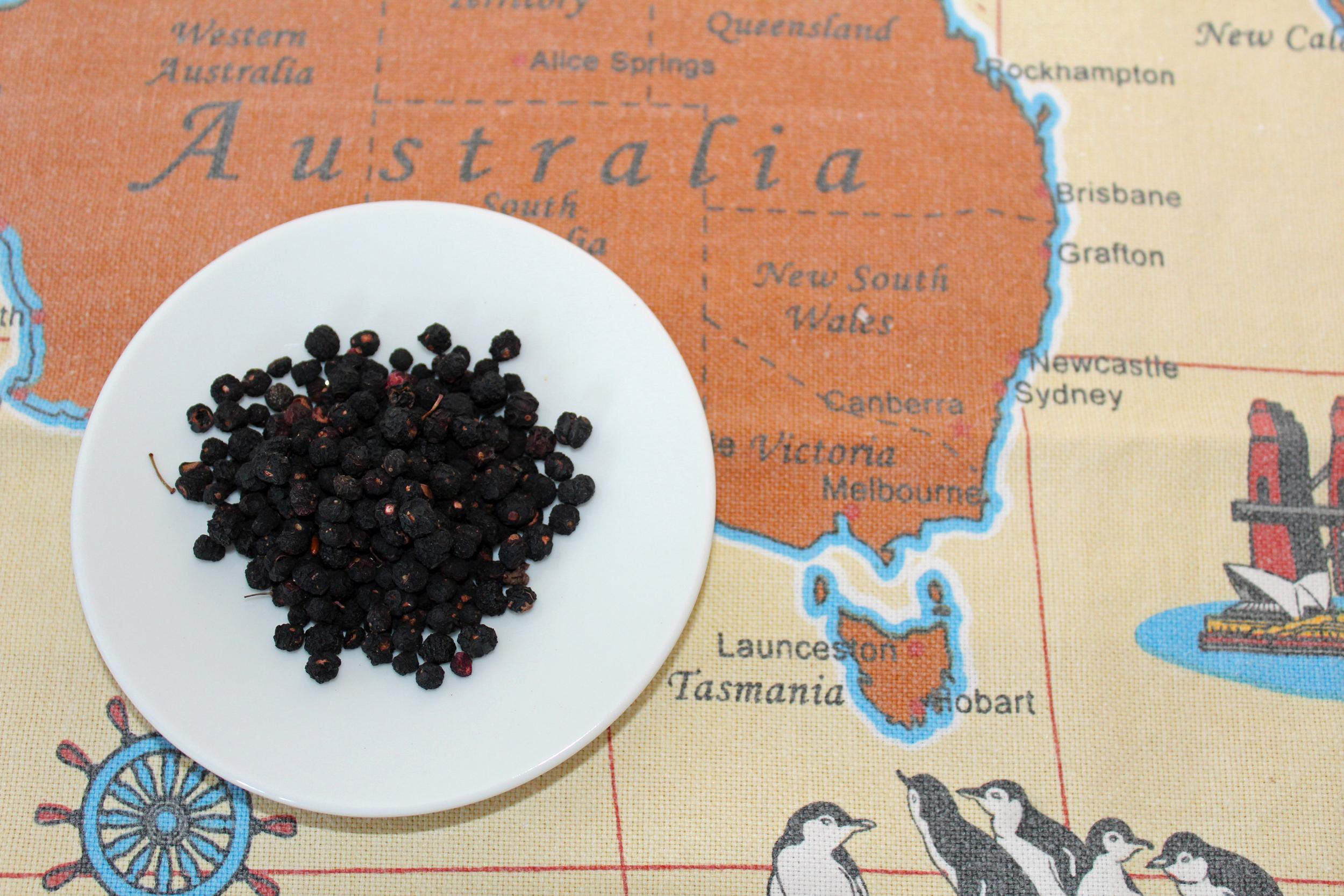 Tasmania pepe pepe DELLA Tasmania 25 g pepe fruttato